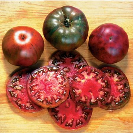 buy seeds tomato black krim heritage heirloom tomatoes. Black Bedroom Furniture Sets. Home Design Ideas